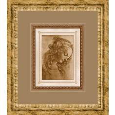 "Classical Sketches C 17"" High Wall Art"