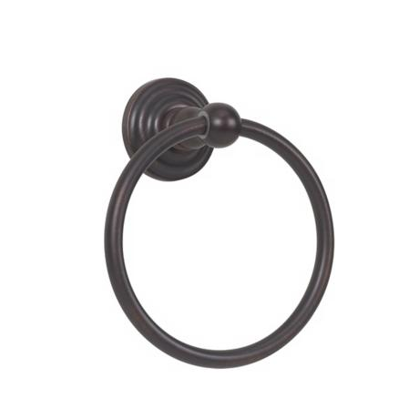Brentwood Oil Rubbed Bronze Towel Holder Ring