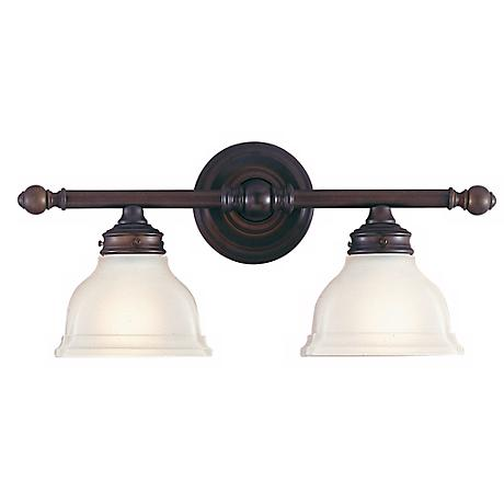 "Feiss New London 19"" Wide Bathroom Fixture"