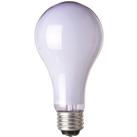 GE Reveal 100 Watt 3-Way Light Bulb