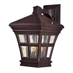 "Mission Bay Collection 14"" High Outdoor Wall Light"
