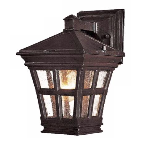 "Mission Bay Collection 10 1/2"" High Outdoor Wall Light"