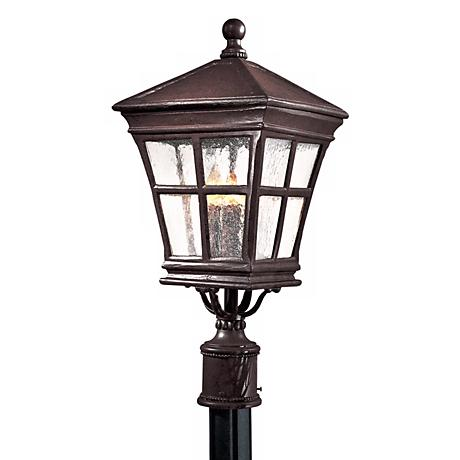 "Mission Bay Collection 24""  High Post Lantern"