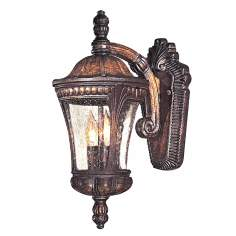 "Kent Place Collection 15 3/4"" High Outdoor Wall Light"