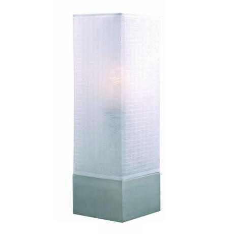 Lite Source Grid Contemporary Accent Table Lamp