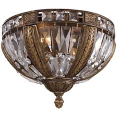"Grand Salon Collection 15"" Wide Ceiling Light Fixture"