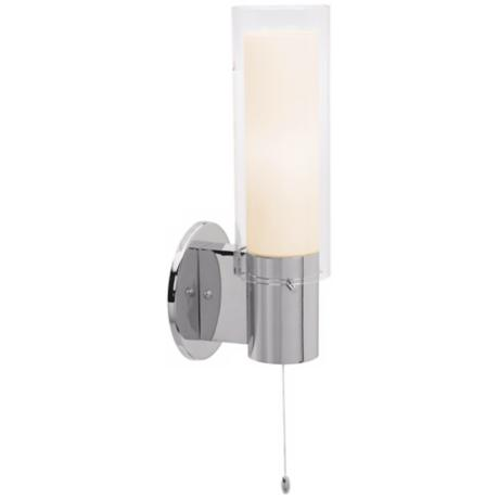 Gigi Collection Contemporary On/Off Pull Wall Sconce