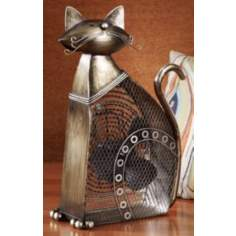 Deco Decorative Cat Fan