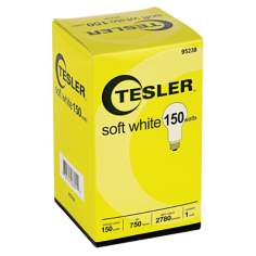 Tesler 150 Watt Soft White Light Bulb