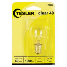 Tesler 40 Watt High Intensity Light Bulb