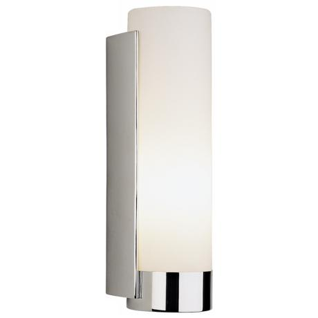 Robert Abbey Tyrone Chrome Finish Bath Wall Sconce