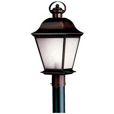 "Mount Vernon ENERGY STAR® 21 1/2"" Outdoor Post Light"
