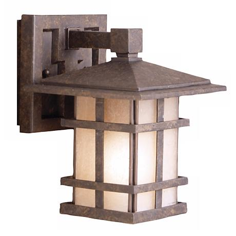 Cross Creek Collection Outdoor Wall Lantern