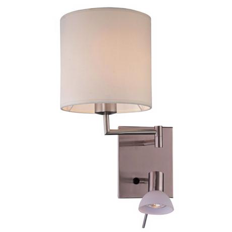 George Kovacs Up-Down Collection Swing Arm Wall Lamp