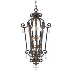 "Marquette Collection 20 1/2"" Wide Entry Chandelier"