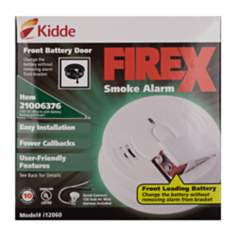 Kidde 120VAC Ionization Smoke Alarm