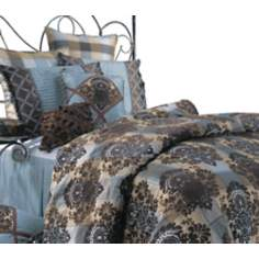Kathy Ireland Splendor Bedding Set