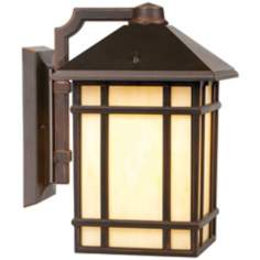 "Jardin du Jour Mission Hills 15"" High LED Outdoor Wall Light"