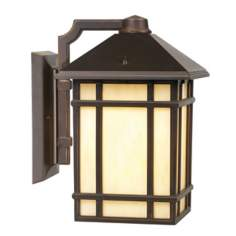 "Jardin du Jour Mission Hills 15"" High Outdoor Wall Light"