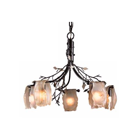 Ivy Glen Collection Five Light Chandelier