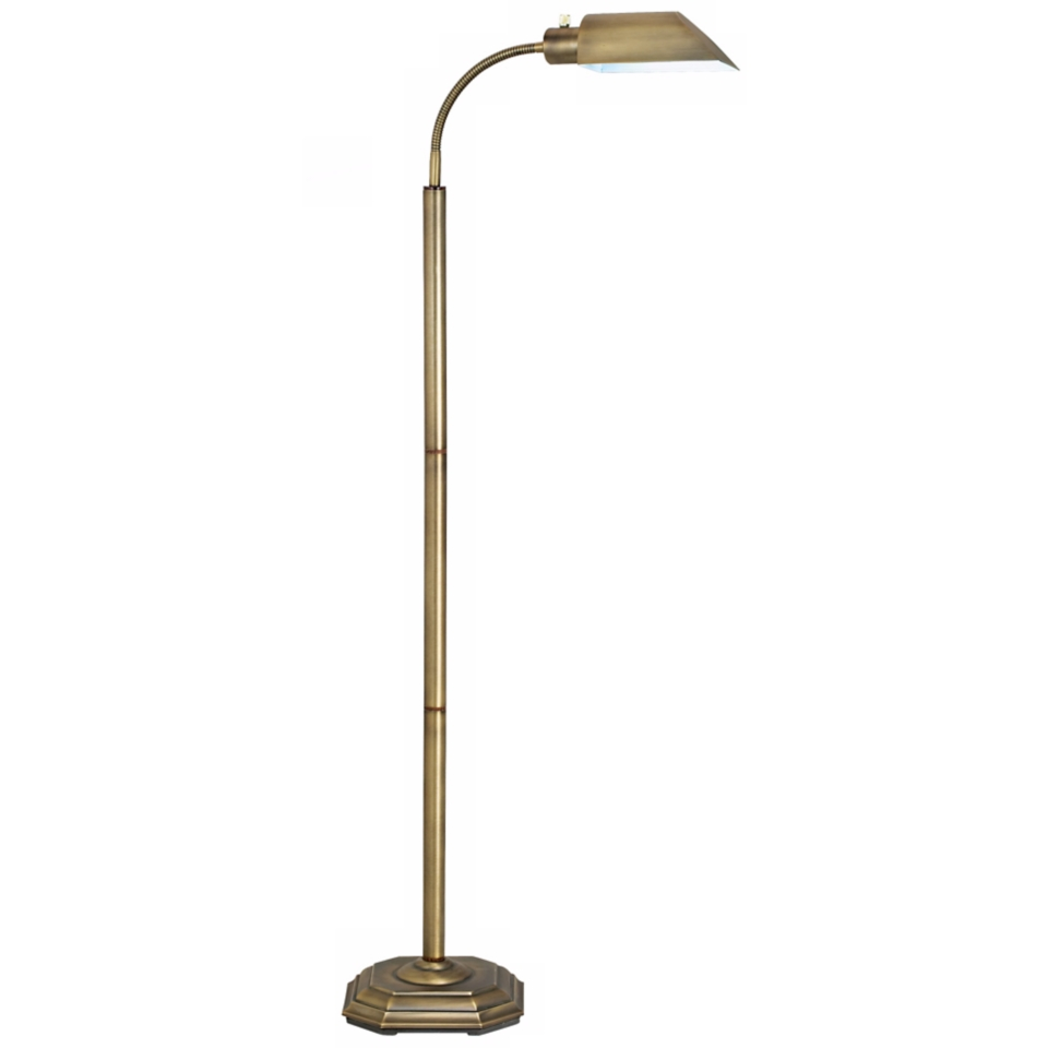 floor lamps contemporary to traditional living room and