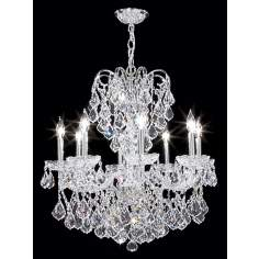 "James R. Moder Vienna Collection 26"" Wide Chandelier"