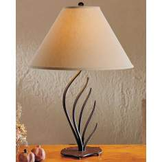 Hubbardton Forge Coral Fan Table Lamp