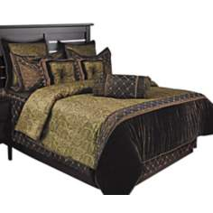 Kathy Ireland Estate Classic Bedding Set