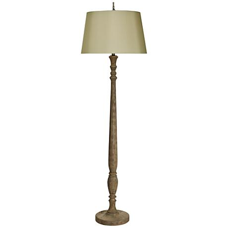 natural light july jubilee floor lamp with silk shade 9d157 www. Black Bedroom Furniture Sets. Home Design Ideas