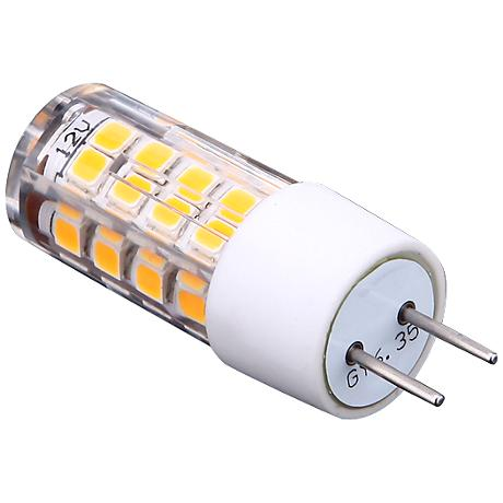 3.5 Watt 360-Lumen Dimmable GY6.35 2-Pin LED Light Bulb