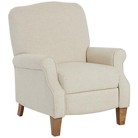 Le Grand Push Back Recliner Chair