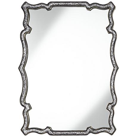 "Adria Bronze 25 1/2""x34"" Wall Mirror"
