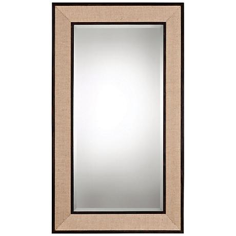"Barstow Dark Espresso 72 1/2"" Full Length Mirror"