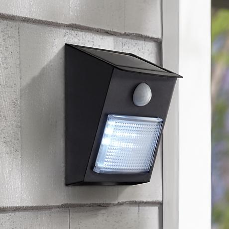 "Barrera 5"" High Dusk to Dawn Solar LED Security Light"
