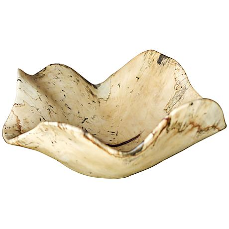 Uttermost Tamarine Wood Decorative Bowl