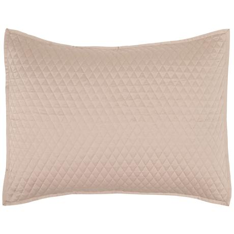 Diamond Pebble Standard Pillow Sham