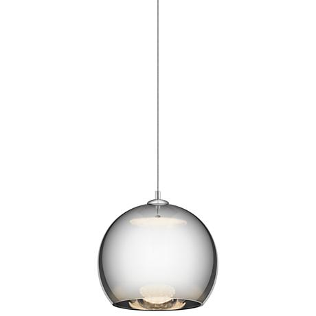 "Elan Rendo 11 3/4"" Wide LED Chrome Mini Pendant Light"