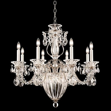 Kathy Ireland Sterling Estate 34 1 2 Quot Wide Chandelier