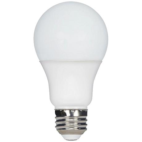 Satco 9W E26 Base A19 Omni-Directional LED Bulb