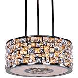 "Maxim Fifth Avenue 21 3/4"" Wide Luster Bronze Pendant Light"