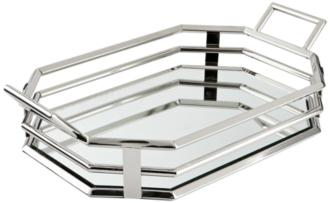 Layers of Meaning Stainless Steel Tray (9T290) 9T290