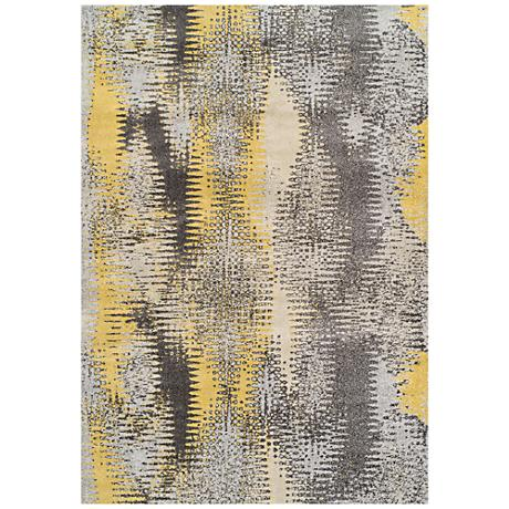 Dalyn Modern Greys MG531GR Graphite Area Rug