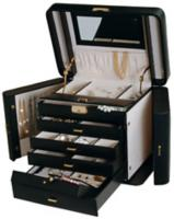 Alexandra Jewelry Trunk