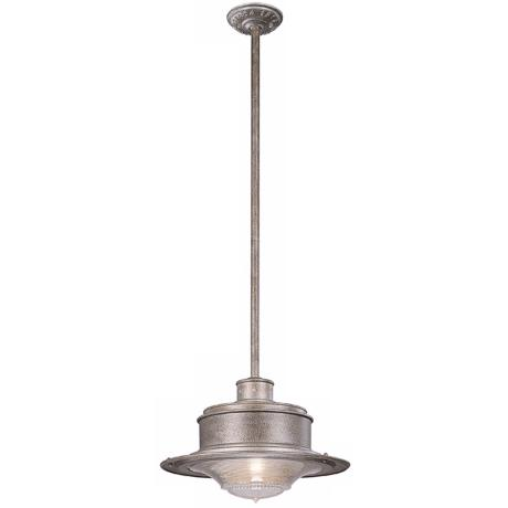 "South Street 16 1/2"" Wide Hanging Outdoor Light"