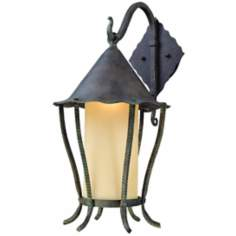 "Nottingham 25 1/4"" High Outdoor Wall Light"