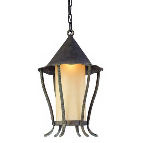 "Nottingham 18 1/4"" High Outdoor Hanging Light"