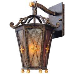 "Cheshire 17 1/2"" High Outdoor Wall Light"