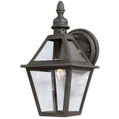 "Townsend 13"" High Outdoor Wall Light"