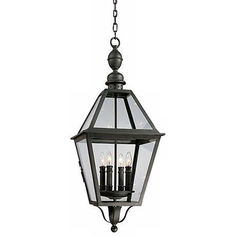 "Townsend 34"" High Outdoor Hanging Light"