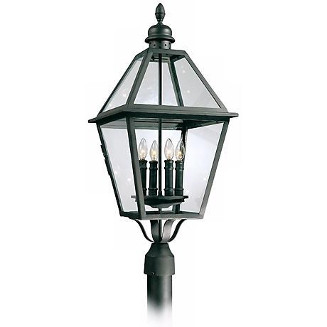 "Townsend 31 1/2"" High Outdoor Post Mount Light"